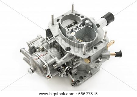 New carburettor