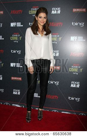 LOS ANGELES - NOV 18:  Maria Menounos at the Variety's 3rd Annual Power Of Comedy Event at Avalon on November 18, 2012 in Los Angeles, CA