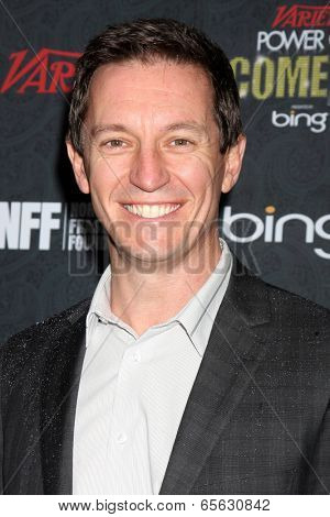 LOS ANGELES - NOV 18:  Rove McManus at the Variety's 3rd Annual Power Of Comedy Event at Avalon on November 18, 2012 in Los Angeles, CA