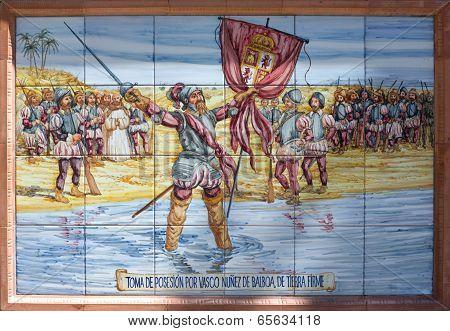 Nunez De Balboa Conqueror