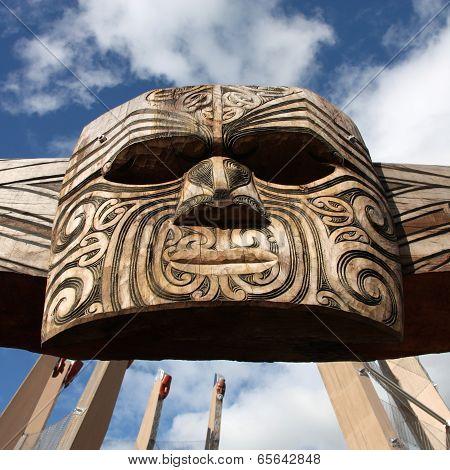 Maori Tribal Art