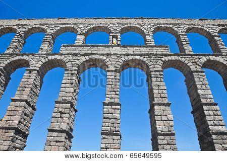 Segovia, Ancient Aqueduct