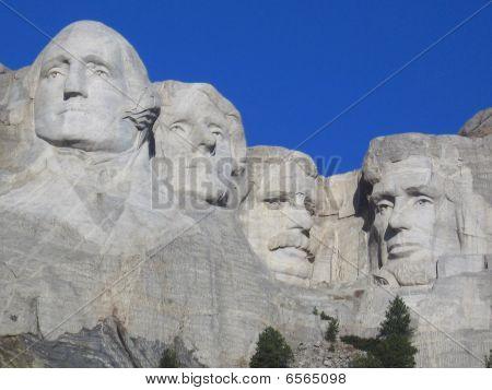 Mt Rushmore Portrait