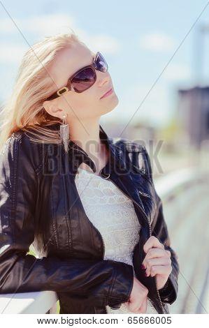 Blond Girl
