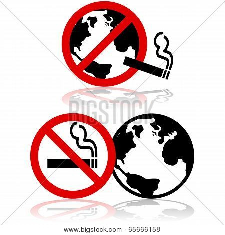 Global No Smoking