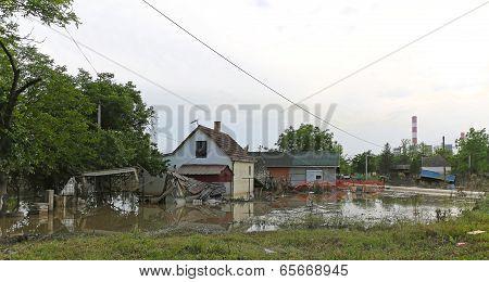 Flood Obrenovac