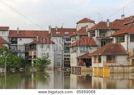 Obrenovac Floods