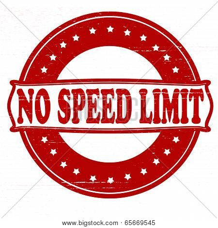 No Speed Limits