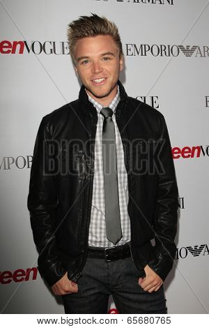 LOS ANGELES - SEP 27:  Brett Davern at the Teen Vogue's 10th Annual Young Hollywood Party at Private Location on September 27, 2012 in Beverly Hills, CA