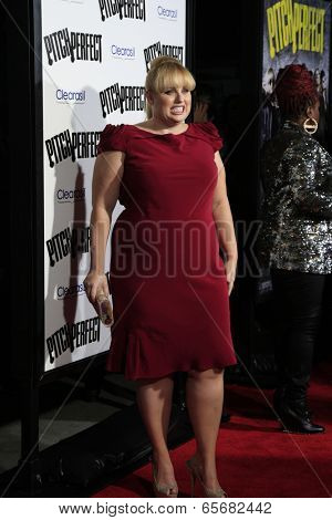 LOS ANGELES - SEP 24:  Rebel Wilson arrives at the