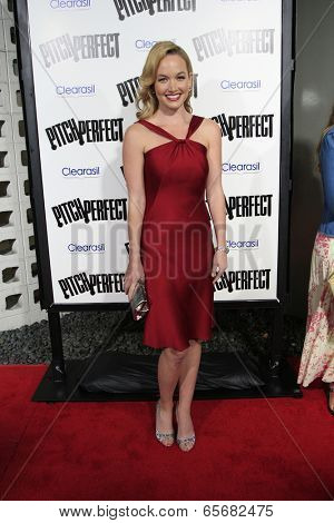 LOS ANGELES - SEP 24:  Kelley Jakle arrives at the