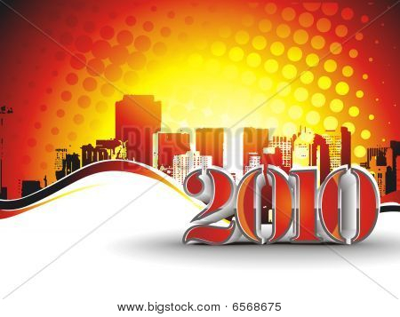 año nuevo fondo