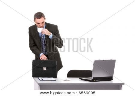 Busy Boss