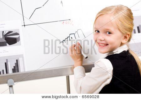 Succesful Girl