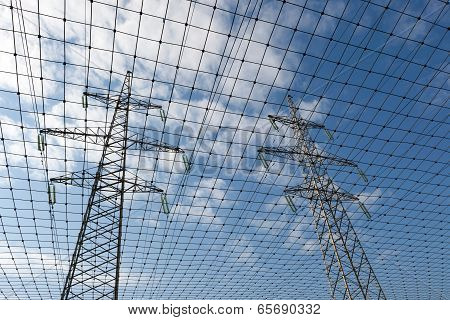 Electric Transmission Line And Network