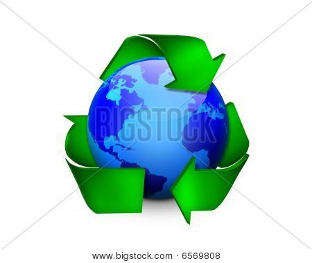 recyclable earth