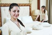 image of housekeeping  - Hotel service - JPG