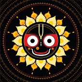 stock photo of sri yantra  - Jagannath - JPG