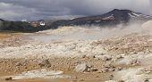 pic of volcanic  - Iceland landscape - JPG