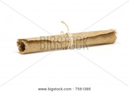 Hemp Paper Scroll