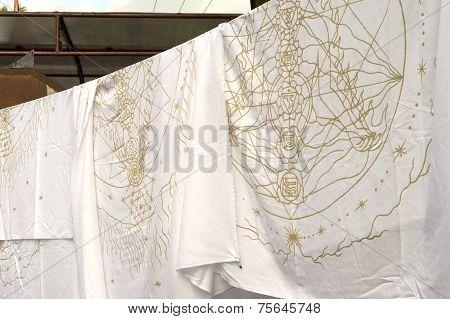 Batik Wax Relief