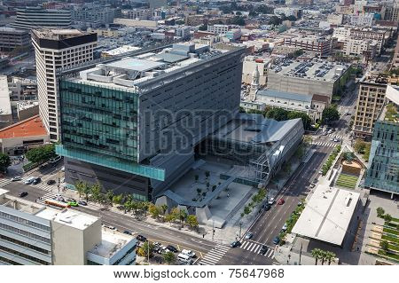 California Department Of Transportation Building (caltrans District 7) In Los Angeles