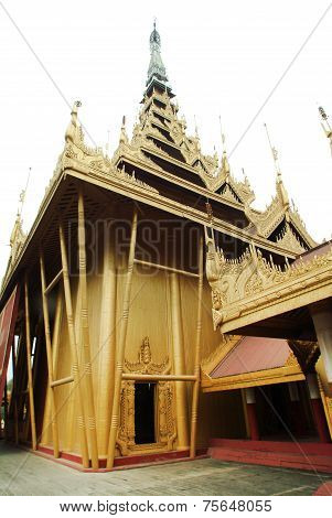 Myanmar Art Of Building.
