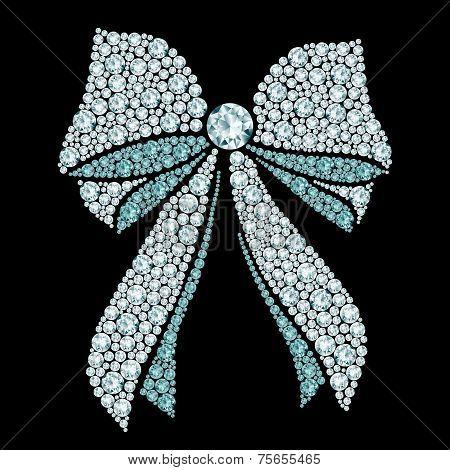 Diamond Bow Composition