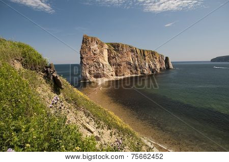 Perce Rock Scenic