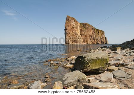 Scenic Perce Rock