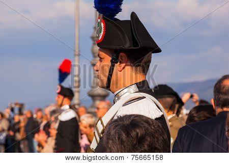 Carabinieri, Italian Policemen