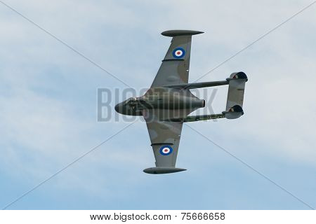 De Havilland Venom Jet Fighter