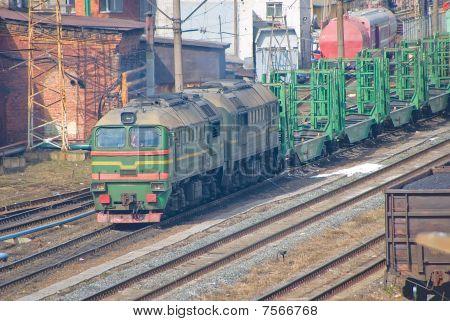 Railway Depot