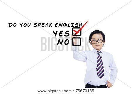 Learning English Language For Kid 1