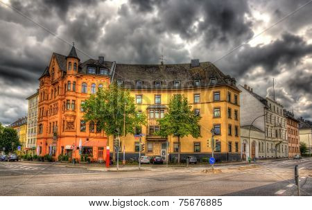 Building In Koblenz - Germany, Rhineland-palatinate