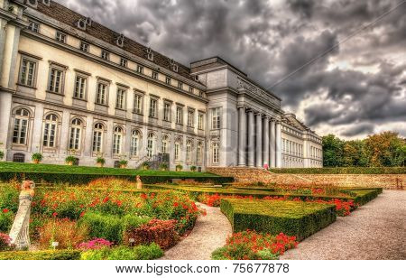 Electoral Palace In Koblenz - Germany