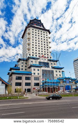 Beijing Palace Soluxe Hotel Astana