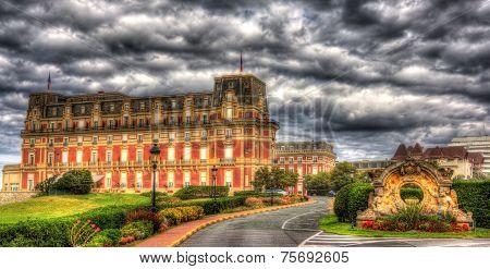 Hotel Du Palais In Biarritz - France, Aquitaine