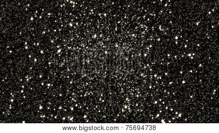 Flying Through The Big Field Of Stars, Very Detailed