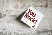 picture of rock star  - You Rock - JPG