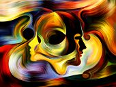 picture of homo-sapiens  - Colors of the Mind series - JPG