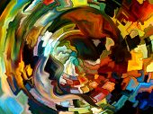 pic of homo-sapiens  - Colors of the Mind series - JPG