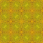 stock photo of fibonacci  - Closeup beautiful warm sunflower background or textuer - JPG