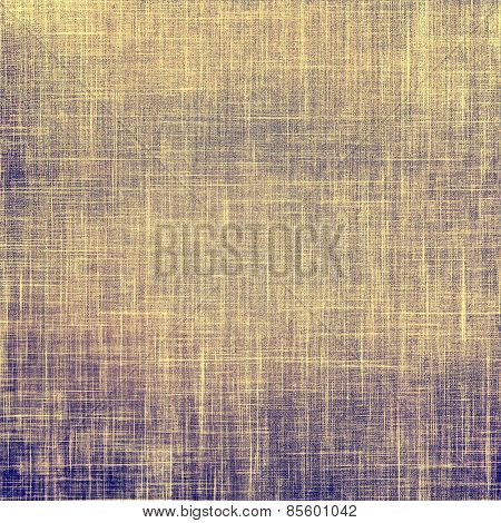 Grunge retro vintage texture, old background. With different color patterns: yellow (beige); gray; blue