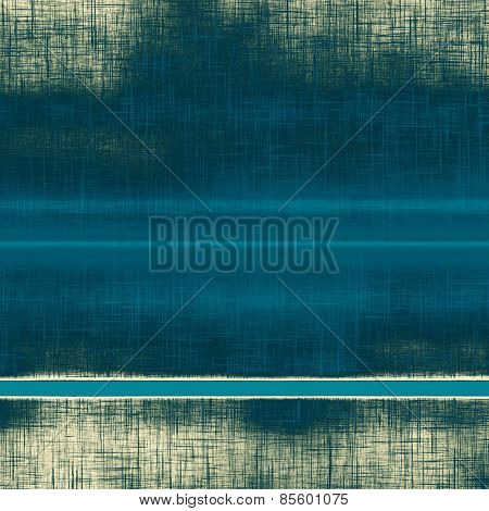 Antique vintage textured background. With different color patterns: gray; blue; cyan