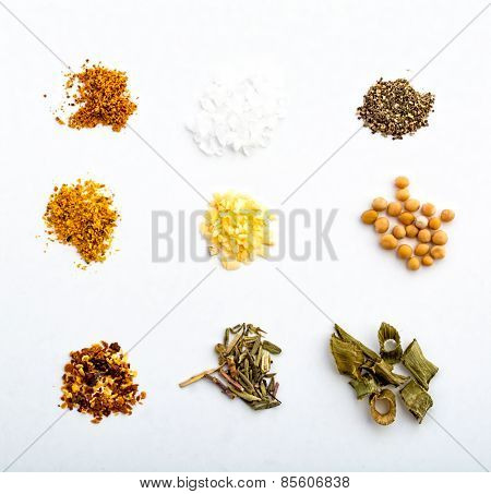 Mix Of Nine Spices