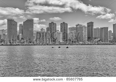 Waikiki Oceanfront Hotels