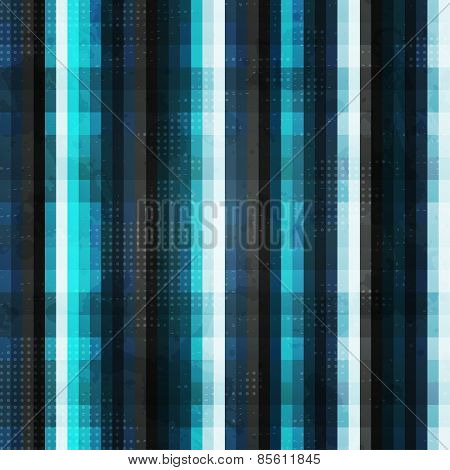 Abstract Blue Light Line Seamless Texture