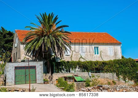 Croatian house