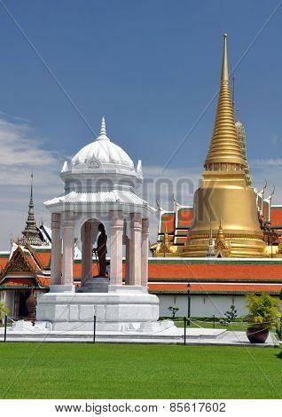 Grand Palace And Wat Phra Kaeo Bangkok